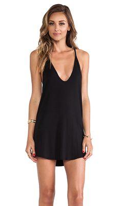 Riller & Fount Joesph Dress in Black   REVOLVE