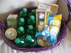 Twenty Fingers Twenty Toes: Pregnancy Gift Basket
