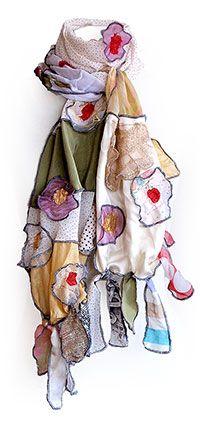 Kesidov | Hanging Garden scarf