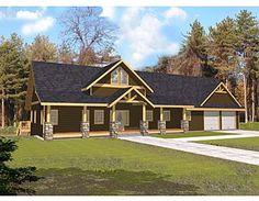 Coastal Home Plans - Crown Point