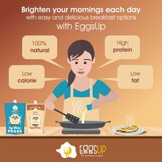 A fun way to add protein to your diet each day! Try #EggsUp today! #BigBasket  Available at Bigbasket: http://bit.ly/2opMtpe