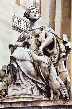 """""""NEW YORK 51"""" By Socrates Rizquez 2018 - 80x120 cm. Enamels on melamine painting. Pintado con esmaltes sobre melamina."""