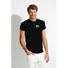 MEN'S HEAVY COTTON SS T-SHIRT in a range of summery colours. £11.99 from http://www.gymstargymwear.co.uk/index.php?route=product/product&path=71&product_id=107 #menswear #t-shirts #clothing #fashion #tops