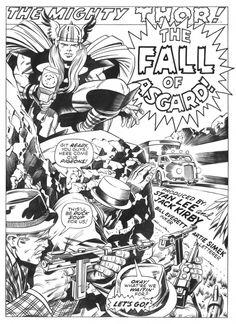 Jack Kirby: Thor
