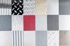 Titanium Nitride Colored Stainless Steel is a range of textured and colored stainless steel sheet products.