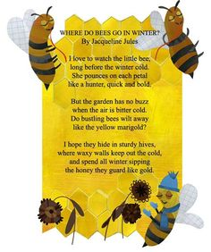 Image result for kids POEMS-bees