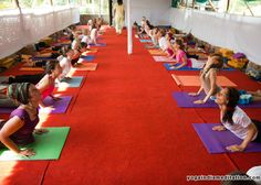 Yoga Teacher Training Course at Kerala http://www.letsglo.com/