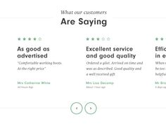 20 Testimonial Pages to Inspire Future Customers | Toptal