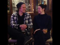 Outlander Sam and Cait A&Q on Facebook @themusicsweetly