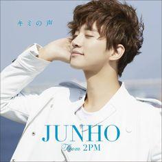 Junho releases teaser for solo debut album in Japan ~ Latest K-pop News - K-pop News Lee Junho, Taecyeon, K Pop Star, Woo Young, Asian Hair, Secret Love, Running Man, Album Songs, Tower Records