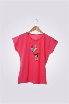 Camiseta de mujer ArriquiBalloon