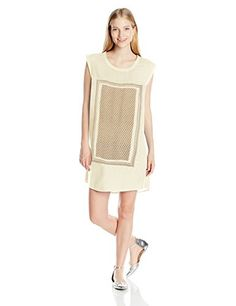 Roxy Juniors Sun Rays Cap Sleeve Dress Pristine XLarge *** More info could be found at the image url.