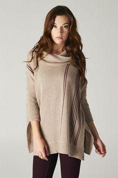 Jackie Tunic Sweater.
