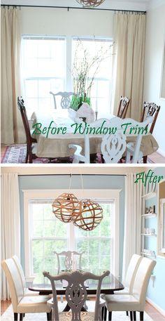 Remodelando la Casa: How to Install Trim on a Double Window