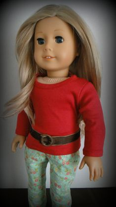 How to Make a No Sew Belt for your American Girl Dolls
