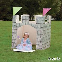 PDF project instructions for castle
