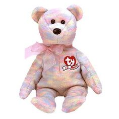 e9c95ad118f TY Beanie Baby - CELEBRATE the Bear (8.5 inch)