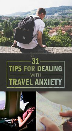 Because your anxiety doesn't take a vacation just because you do.
