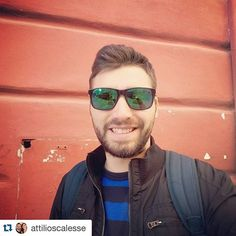 #Repost @attilioscalesse with @repostapp. ・・・ #fashion #style #stylish #photooftheday #beautiful #instagood #pretty #swag #eyes #design #model #outfit #shopping #cristianleroy #shades #sunnies #cristianleroysunglasses #cristianleroy_glasses #eyewear #sunglasses #glasses #eyeglasses #sun #ootd #outfitoftheday