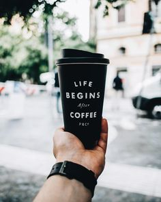 Are you ready to start your day tomorrow? Add a little bit of coffee quirk to your working week with our inspired travel mugs! #creativefuel #neversettle www.pand.co | we ship worldwide #pandco #pandcoffee #lifebeginsaftercoffee #deathbeforedecaf #rome #butfirstcoffee #morningcoffee #ilovecoffee #caffeinehead #coffeeplease by pandco