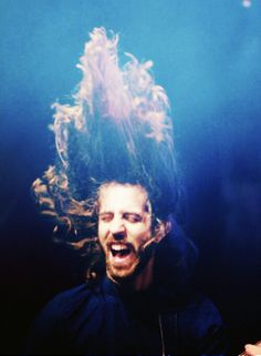 """Interview quote: """"My guilty pleasure is eating all of the pink starbursts from the bag and leaving you guys with the crappy ones."""" -Wayne Sermon"""