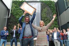 Koppert Cress genomineerd voor Koning Willem I Plaquette