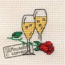 Mouseloft Special Occasions Counted Cross Stitch Cards from Tiny Cross Stitch, Wedding Cross Stitch, Cross Stitch Cards, Cross Stitch Borders, Modern Cross Stitch Patterns, Cross Stitch Kits, Cross Stitch Designs, Cross Stitching, Cross Stitch Embroidery