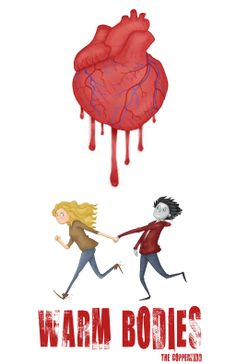 """Warm Bodies"" (by CopperKidd.deviantart.com)"