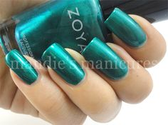 @Zoya Nail Polish Giovanna