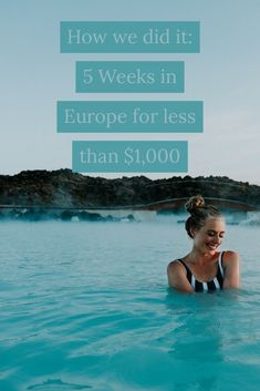 """I hear it often, """"I wish I had the resources to travel…"""", """"I dream of going to Europe"""", """"One day we'll make our dream trip"""". I've realized how many people are afraid to travel due to finances, and I'm here to say… Stop Waiting! You have options! Mike and I needed a reset in our …"""
