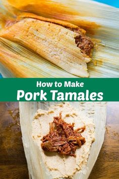 Mexican food recipes 317644579970387514 - Learn how to make authentic pork tamales with step by step directions Source by mannello Authentic Mexican Recipes, Mexican Food Recipes, Ethnic Recipes, Authentic Tamales Recipe, Mexican Desserts, Dinner Recipes, Drink Recipes, Authentic Food, Chicken Parmesan Recipes