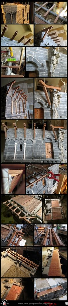 Domus project 181-190: Wooden balcony (part 1) Like this page on Facebook! https://www.facebook.com/domus.project/