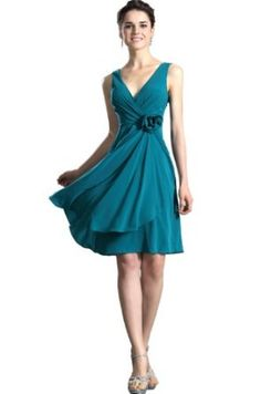 eDressit New Straps Blue Cocktail Dress Party Ball Gown (07120705),£44.99