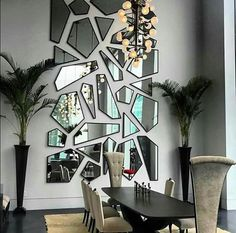 Masterpieces are the best ! Small House Interior Design, House Design, Classy Living Room, Interior Exterior, Home Decor Furniture, Home Fashion, Living Room Designs, Luxury Homes, Interior Decorating