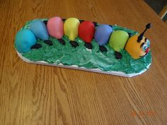 The Catapiller Cake