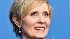 """Actress and activist Cynthia Nixon is reportedly gearing up to launch a progressive primary challenge to New York Democratic Gov. Andrew Cuomo. The """"Sex and the City"""" star is forming a team of alumni of the New York political sphere, including Rebecca Katz and Bill Hyers -- who worked on New York City Mayor Bill de Blasio's first campaign -- to help her ahead of the state's Democratic primary in September, NY1 reported Tuesday."""