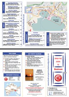 Free Quick Reference Travel Guide for Bodrum Turkey. Available to download, print it out or save it to your mobile device: http://www.bodrumpeninsulatravelguide.co.uk/bodrum-quick-reference-travel-guide/