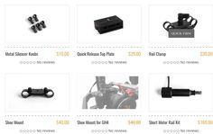 Many videographers rely on the efficient use of #video #accessories because these tools help them shoot superior quality video using a DSLR. There are several accessories which you find online for your DSLR or mirrorless camera.