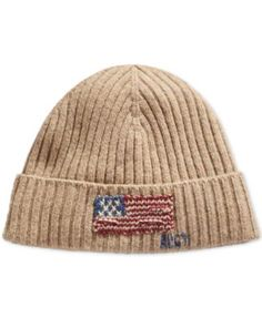727513cc Polo Ralph Lauren Flag Hat & Reviews - Hats, Gloves & Scarves - Men - Macy's