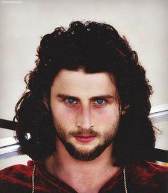 The farther I get into the series the more I like him. Cesare Borgia