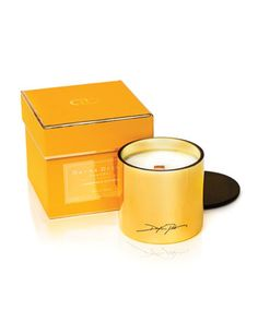 the most delicious smelling candle! #luxe