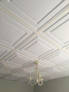 Unique Home Depot Basement Ceiling Tiles