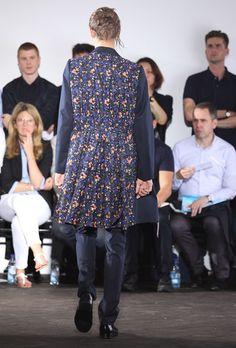 Raf Simons SS13 Mens Catwalk Show   F.TAPE   Fashion Directory