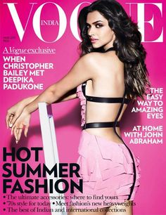 India magazines | ... look on the cover of vogue india magazine march 2011 latest issue