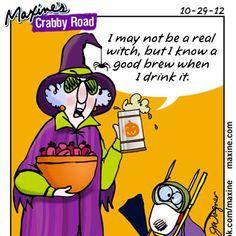 Maxine & Halloween