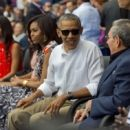 With presidents Obama Castro watching Rays beat Cuban team (Yahoo Sports)
