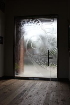 Let some light into your house with custom cast glass doors and windows in any design you can dream of!