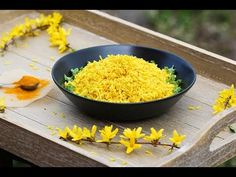 """How to make """"Yellow Rice"""" perfectly with turmeric and brown long grain rice"""
