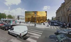 Classic paintings revisited with Google Street View | Buro 24/7