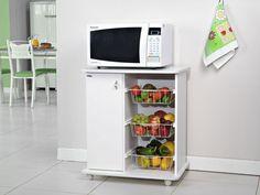 Uma fruteira com porta para você aproveitar todos os espaços da sua #casa http://maga.lu/13LGRnC
